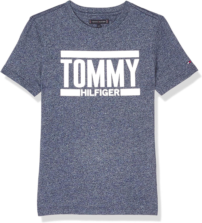 Tommy Hilfiger Camiseta Essential New York Marino: Amazon.es: Ropa y accesorios