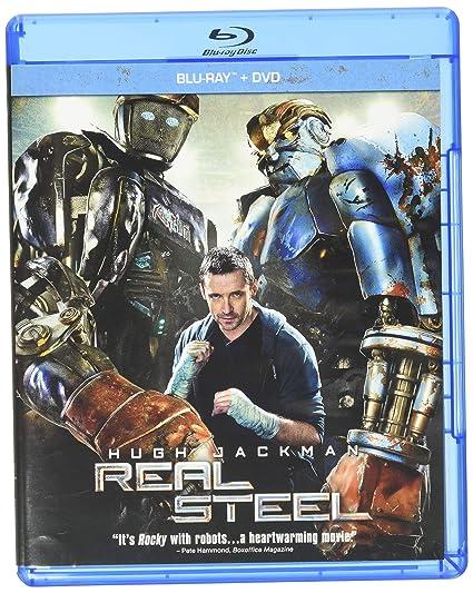 Real Steel 2 Blu-Ray Edizione: Stati Uniti USA Blu-ray: Amazon ...