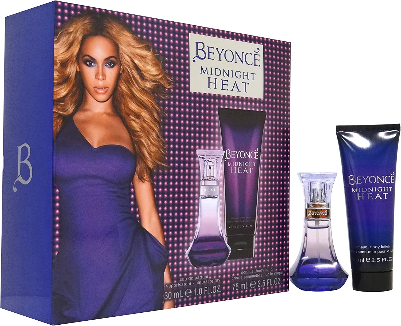 Beyonce Midnight Heat Gift Set 30ml