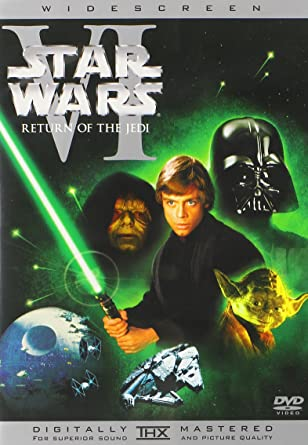 Amazon Com Star Wars Episode Vi Return Of The Jedi Widescreen Edition Mark Hamill Harrison Ford Carrie Fisher Billy Dee Williams Movies Tv