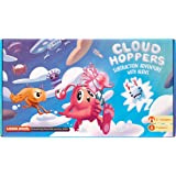 Logic Roots Cloud Hopper Addition and Subtraction Board Game Stem toy Maths resource