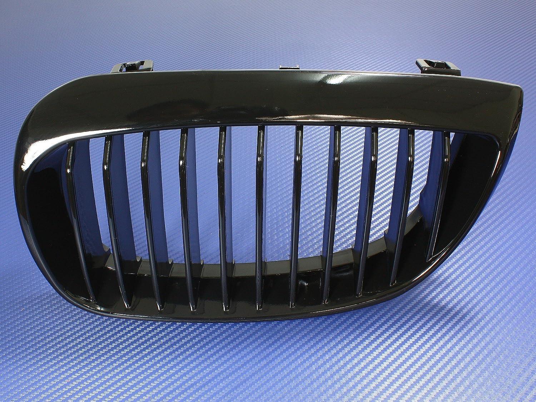 Z10 2004-2007 E81 E87 1 Series KIDNEY FRONT GRILLE GRILL 130i 123d Gloss black
