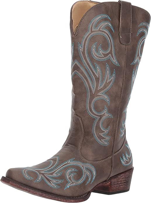 10 Most Comfortable Women's Cowboy Boots for Everyday Walk – (Review 2020) 4