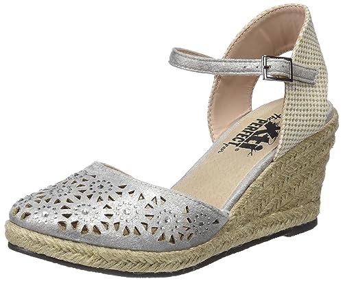 XTI 48049, Zapatos con Plataforma para Mujer: Amazon.es: Zapatos y complementos