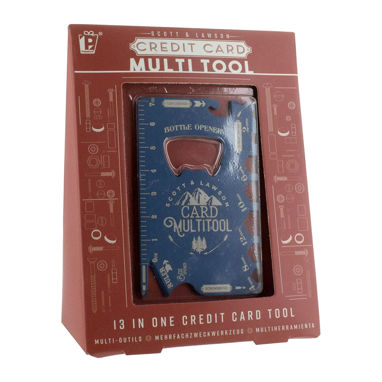 Amazon.com: Paladone Scott y Lawson tarjeta de Crédito Multi ...