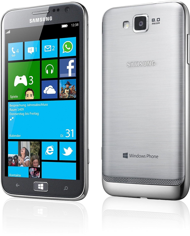 Samsung Ativ S I8750 Smartphone Libre Windows Phone