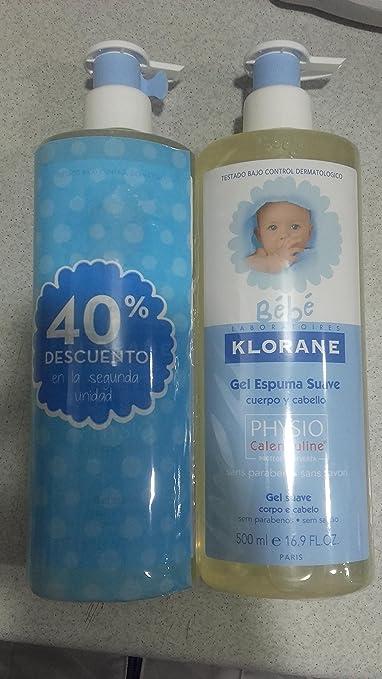 Klorane - Duplo gel bebé: Amazon.es