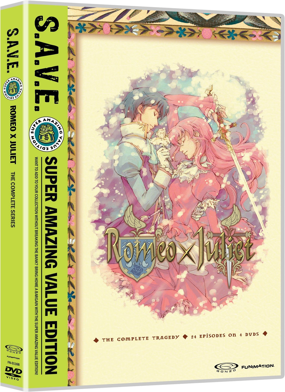 Romeo X Juliet: The Complete Tragedy S.A.V.E.