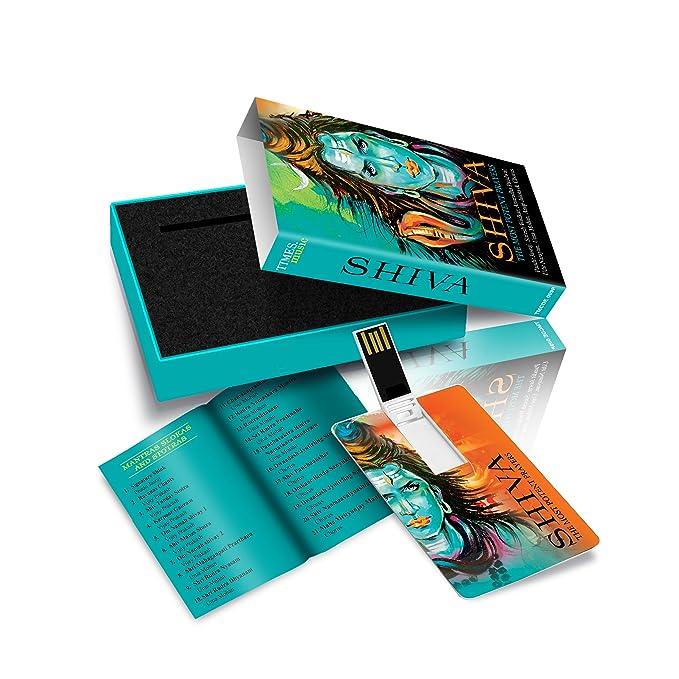 Music Card: Shiva (320 KBPS Mp3 Audio) (4 GB)