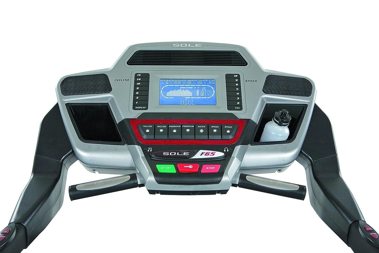 Sole F65 3400 - Cinta de correr: Amazon.es: Deportes y aire libre
