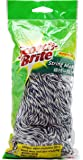 Scotch-Brite String Mop Refill Cotton Strip, White/Blue R3 Refill