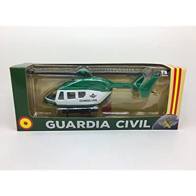 GT-1757 HÉLICÒPTERE GUARDIA CIVIL ( SPAGNE)