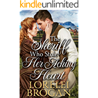 The Sheriff Who Stole Her Aching Heart: A Historical Western Romance Book