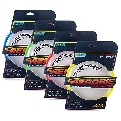 Aerobie Super Disc - Assorted Colours: Toys & Games