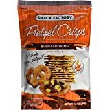 Snack Factory Pretzel Crisp Bfflo Wng 7.2 OZ (pack of 4)