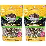 Sunseed Company-Vita Prima Hedgehog Treat-Wigglers & Berries 2.5 Ounce