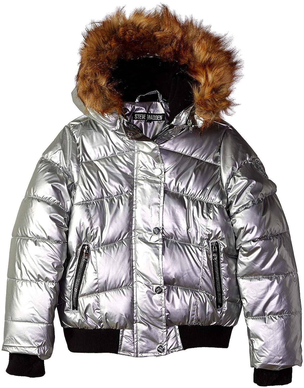 Steve Madden Girls Fashion Puffer Jacket
