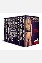 Taking Advantage: Ten Perfect Princesses Overwhelmed by Him (Shameless Book Bundles 17) Kindle Edition
