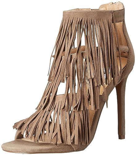b17cc70f630 Steve Madden Women's Fringly Dress Sandal