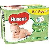 Huggies Natural Care Toallitas para Bebé - 3 Unidades