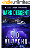 Dark Descent: A Gage Finley Adventure (Caribbean Series Book 2)