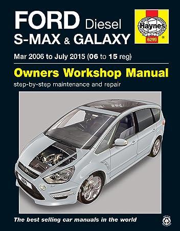 ford galaxy repair manual haynes manual service manual workshop rh amazon co uk Ford Galaxy Minivan Ford Galaxy Interior