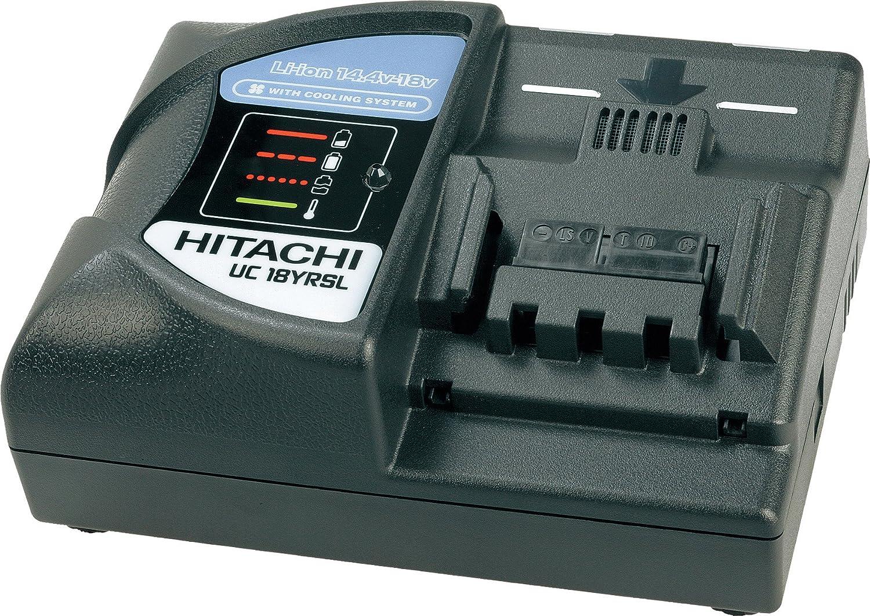 Cargador de bater/ía Hitachi UC 18 YRSL 14,4-18/V
