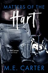 Matters of the Hart: A Football Romance (The Hart Series Book 3) Kindle Edition