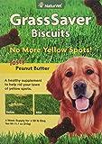 NaturVet GrassSaver Biscuits Tasty Peanut Butter