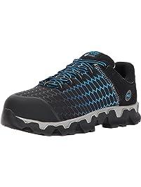1d5d1e5b30ffb2 Timberland PRO Men s Powertrain Sport Alloy-Toe EH Industrial    Construction Shoe