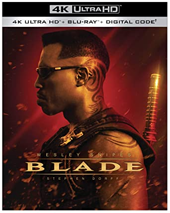 Poster. Blade