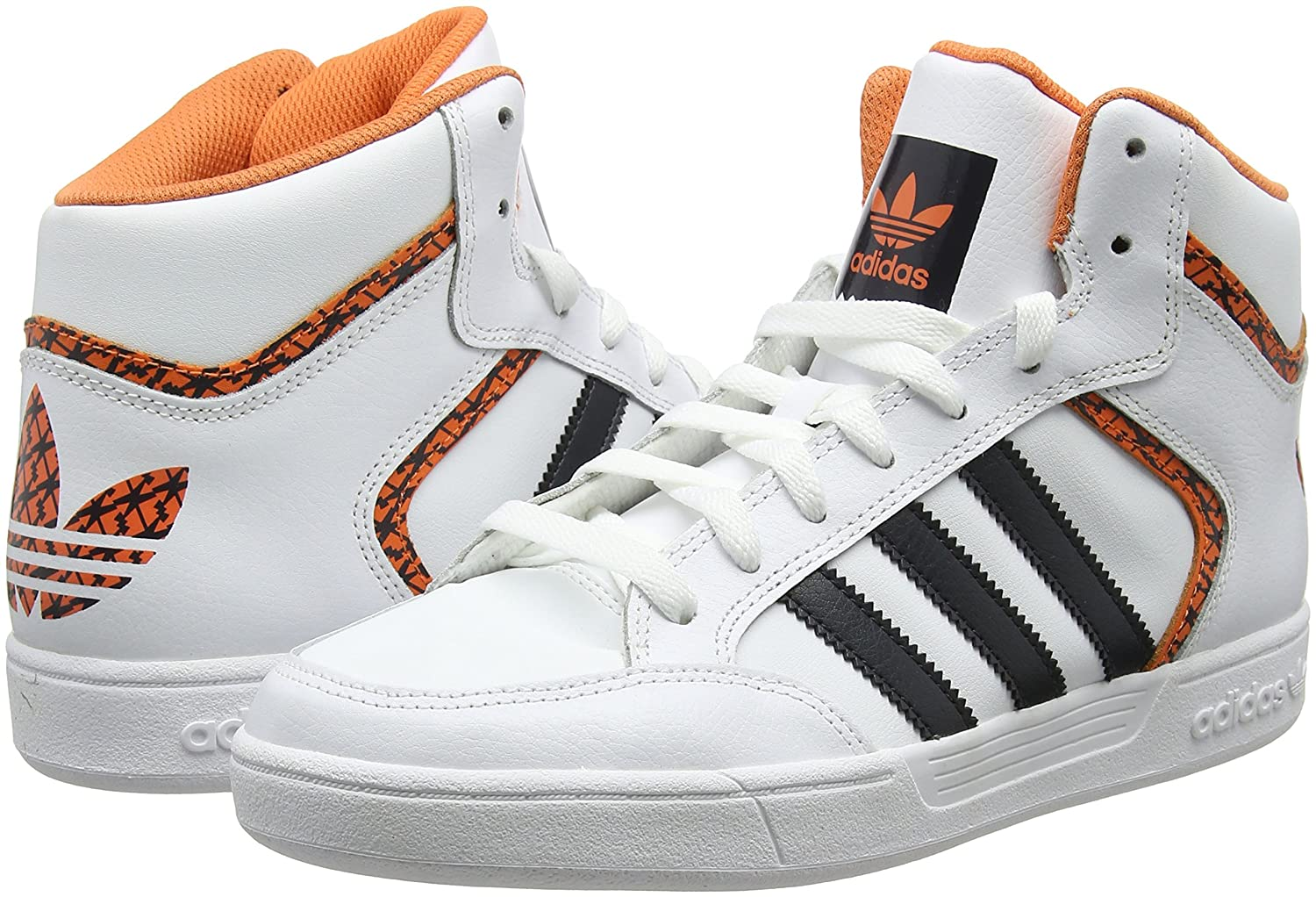 adidas Varial Mid, Baskets Hautes Homme