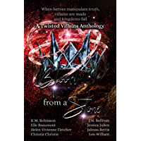 Blood From A Stone Twisted Villains Anthology