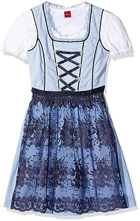 00c8d2bf30d2a s.Oliver Mädchen Kleid