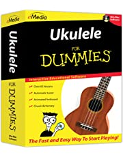 eMedia Ukulele For Dummies [PC/Mac Disc]