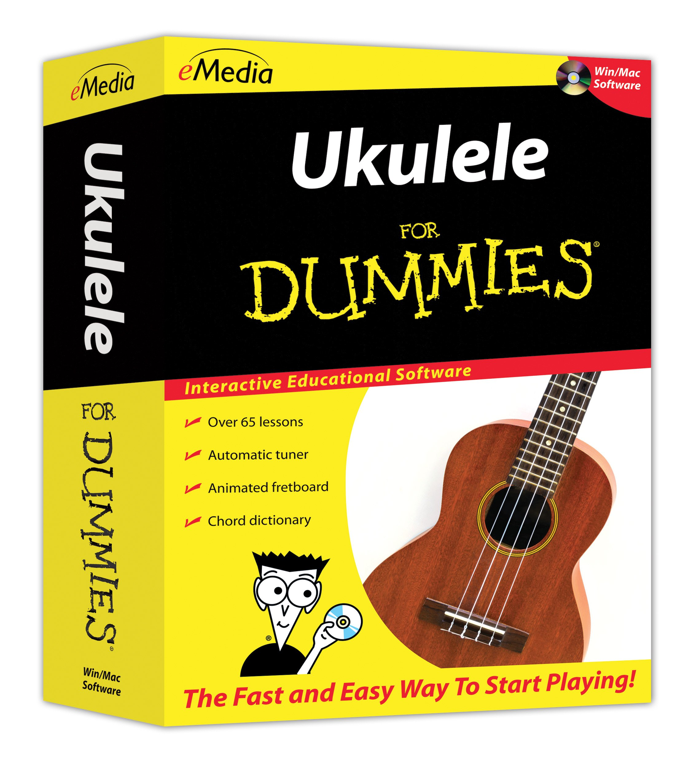 eMedia Ukulele For Dummies