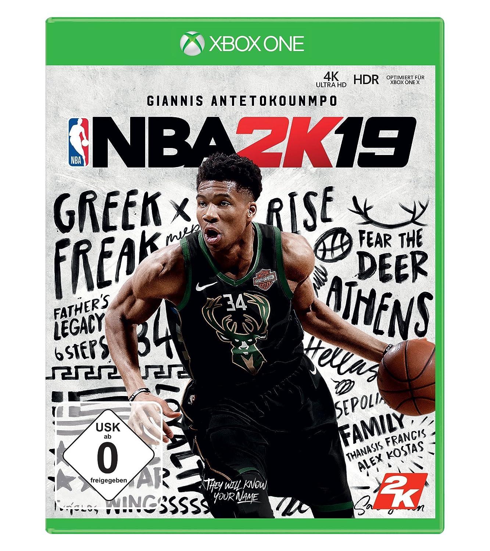 NBA 2K19 Standard Edition - Xbox One [Importación alemana]: Amazon ...