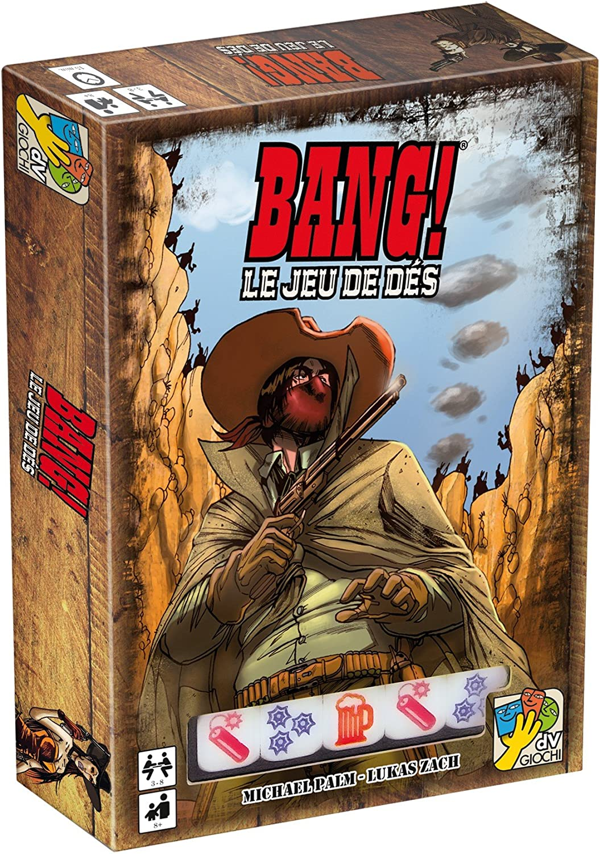 Asmodée - Bang ! Le jeu de dés - 3558380021131