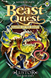Lustor the Acid Dart: Series 10 Book 3 (Beast Quest 57) (English Edition)