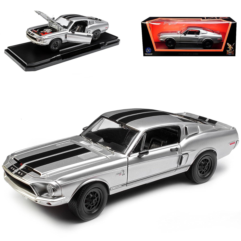Collection 711 92168MTCR Ford Mustang Shelby GT500 1968 Eleanor, 1:28, Ohne Wunschkennzeichen