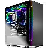 Skytech Shadow 3.0 Gaming PC Desktop - Intel Core-i7 9700KF 3.6GHz, RTX 2060 6GB, 16GB DDR4 3000, 1TB SSD, AC WiFi, Win 10 Ho