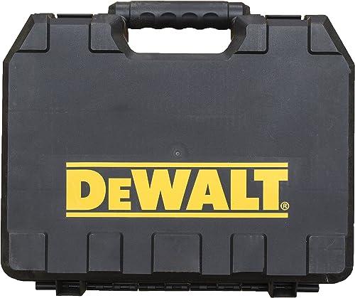 DeWalt Single Tool Hard Plastic Case with Integrated Handle in Retail Packaging