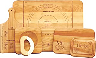 product image for Catskill Craftsmen Ultimate Chef's Set of 5 Boards, Assorted Sizes
