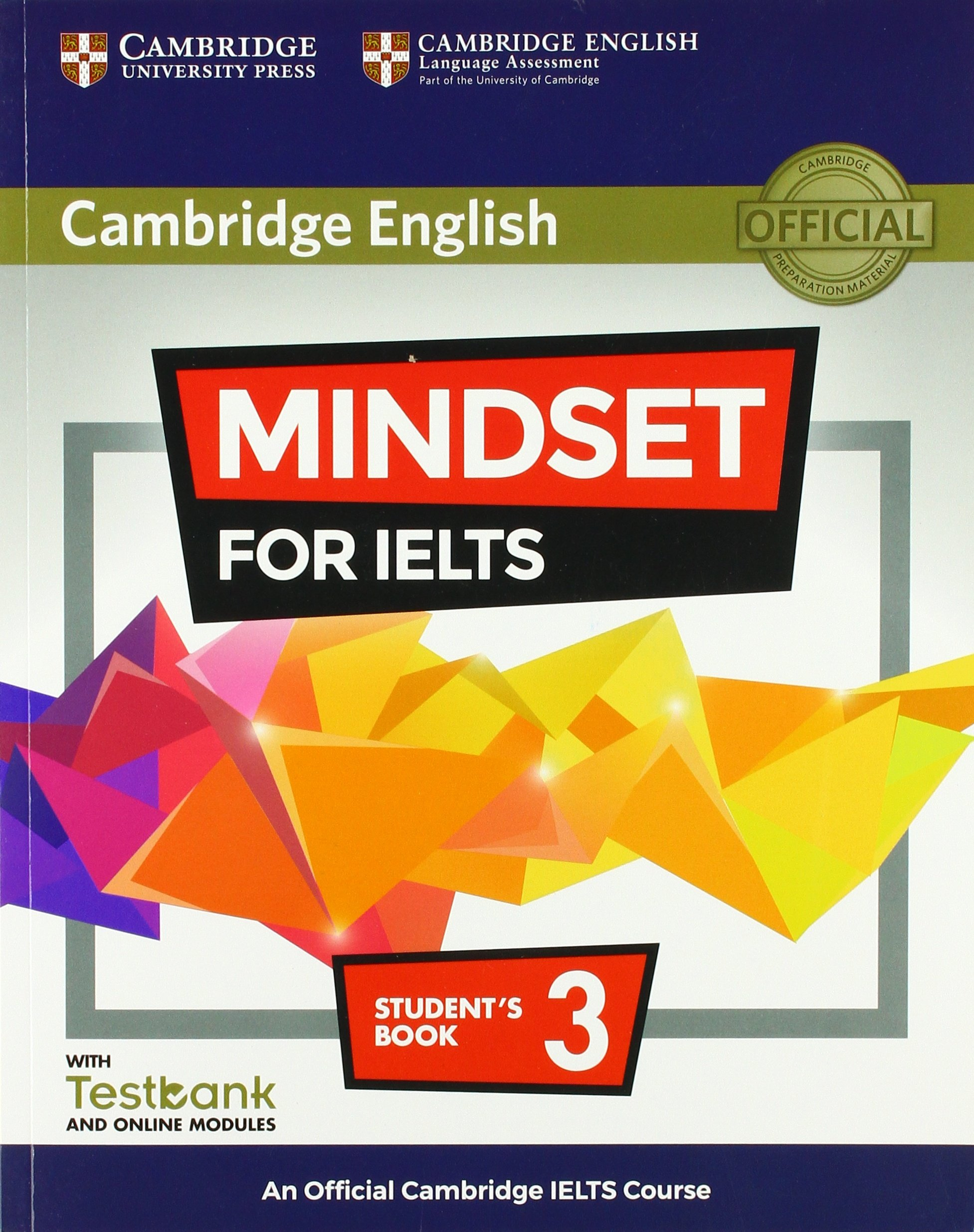 Mindset for IELTS Level 3 Student's Book with Testbank and