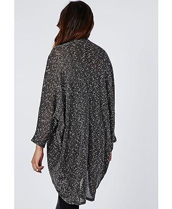 Tamaño de la funda de patrones para coser de tamaño maxi chaqueta ...