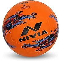 Nivia Street Football, Size 5 (Orange)