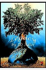 Legacy (Tears of Epimetheus Book 1) Kindle Edition