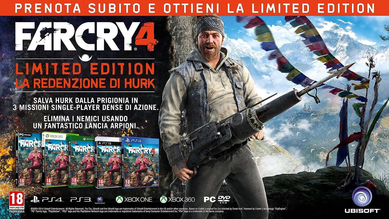 Far Cry 4 (Ltd.Edt.): Amazon.es: Videojuegos
