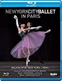 New York City Ballet in Paris [Blu-ray] [Import]