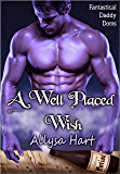A Well Placed Wish (Fantastical Daddy Doms)